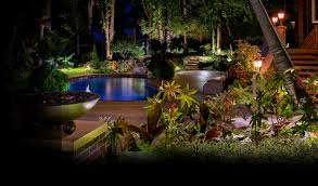 Landscape Outdoor Lighting Lighthouse Landscape Lighting Design Installation Service