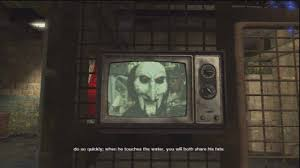 saw the videogame the utility room youtube