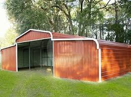 Design Your Own Barn Online Free Metal Carports Custom Garage Buildings Rv Carport Metal Barns