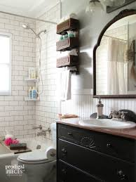 farmhouse bathrooms ideas simple ways to create the farmhouse look of your dreams