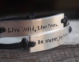 personalized engraving personalized bracelet engraved bracelet quote bracelet