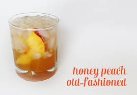 old fashioned cocktail clipart honey peach old fashioned feast west