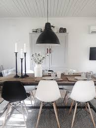 inspiration des tages weiße stühle dinners room and interiors