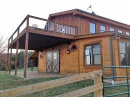 Two Story Barn Plans Barn Construction Jim Becker Construction Inc