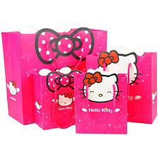 hello gift bags wholesale 3 size gift bag hello packing