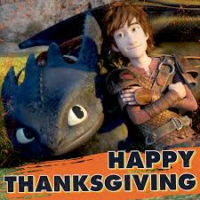 happy thanksgiving animation how to train your dragon grab your dragon because it u0027s time to
