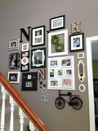 Staircase Decorating Ideas Wall Stairs Decor Staircase Wall Decorating Ideas Transitional