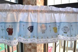 cenefas de tela para cortinas como hacer cenefas para cocina en minutos y pocos materiales