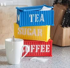 funky kitchen canisters top 10 tea coffee and sugar sets storage jars