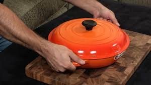 Beauty And The Beast Le Creuset Le Creuset 3 5 Quart Braiser U2014 Review And Information Youtube