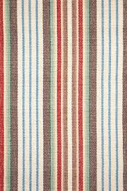 district17 ranch stripe woven cotton rug striped rugs flat weave