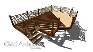 Punch Home Design Trial Download 14 Top Online Deck Design Software Options In 2017 Free And Paid