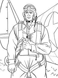 coloring pages soldier 516264