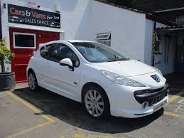 2008 peugeot 207 1 6 thp sport xs 3dr low miles full service