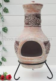Clay Chiminea Bbq Low Price Terracotta Chiminea Fire Pit Garden Landscape