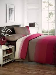 Chocolate Bed Linen - bedding at curtains and curtains uk