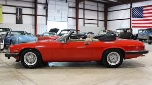 1991 jaguar xjs v12 convertible for sale near grand rapids