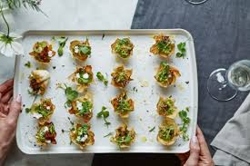 easiest canapes easy canapes recipe 2016 food ideas what s on