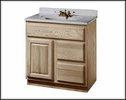 Unfinished Wood Vanities Beautiful Unfinished Bathroom Vanities To Buy Home Design Ideas