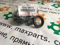 lexus lx 470 japan 1119350010 11193 50010 оригинал прокладка кольцо свечного колодца
