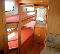 Best RV Bunks Images On Pinterest  Beds Vintage Campers - Vintage bunk beds