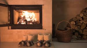 relaxing fireplace burning ambient sounds for romance full hd