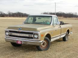 Classic Chevy Trucks Models - the 1970 truck page