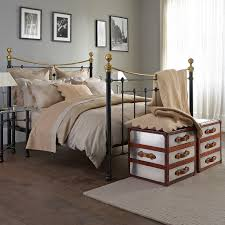 Brass Double Bed Frame 145 Best Metal Frame Bed Cottage Style Images On Pinterest