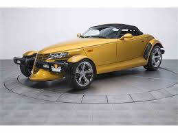 2002 chrysler prowler for sale classiccars com cc 986404