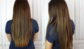 Frisur Lange Haare V by Lange Gesunde Haare Bekommen Meine Haar Routine