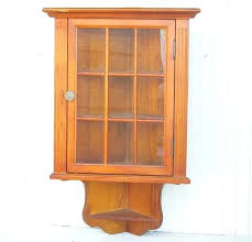 wall mounted curio cabinet wall hanging curio cabinet andikan me