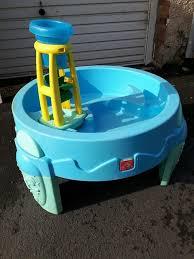 step2 waterwheel play table step 2 sand water waterwheel play table in murrayfield