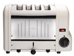 Dualit Toaster Not Working Canvas White 4 Slice Toaster Origins 4 Slot From Dualit John