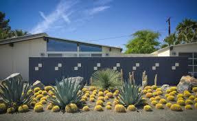 landscape design mid century modern garden post inspirations