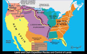 clark map file lewis and clark map png wikimedia commons