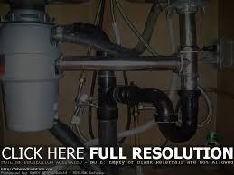 kitchen sink plumbing repair kitchen drain pipe diameter repair full size