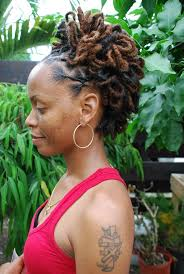 hairstyles for locs for women try something new with your locs black women natural hairstyles
