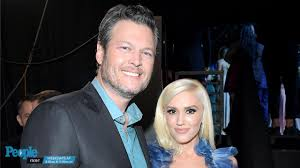 gwen stefani u0027s sons draw on tattoos like blake shelton people com