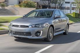 mitsubishi station wagon 2017 2017 mitsubishi lancer 2 4 awd first test review