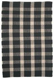 White And Black Area Rug Black And White Check Rug Tapinfluence Co