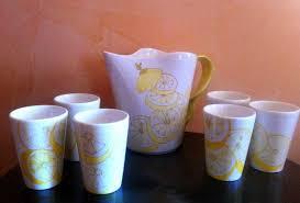 bicchieri in ceramica ceramica ernestine salerno caraffa 6 a siracusa kijiji