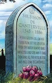 sir simon de canterville character comic vine