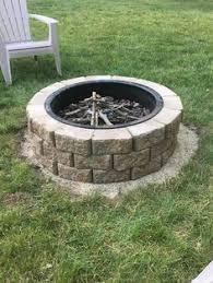 40 fire pit mainstays 30 inch round fire pit walmart fire pits pinterest