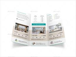 14 apartment brochure template free psd ai eps format