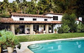 spanish style homes decor awesome exterior spanish style homes design with swimming
