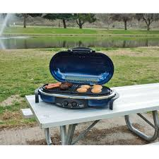 Backyard Classics 2 In 1 Tailgate Grill by Coleman Roadtrip Classic Grill Blue Coleman 2000020966 Gas