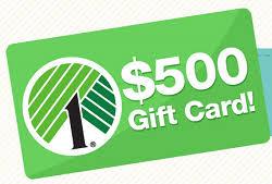 gift card tree win a dollar tree gift card sweepstakes hunt4freebies
