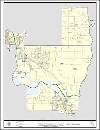 Minnesota State Map by Mn Senate District 57 Maps Sd57 Hd57a U0026 Hd57b Minnesota