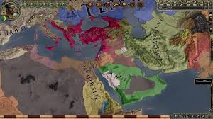 Crusader Kings 2 Map A D 633 Rise Of Islam At Crusader Kings 2 Nexus Mods And