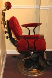 Vintage Dentist Chair Ritter Imperial Columbia Dental Chair Circa 1905 1925 Red Tag